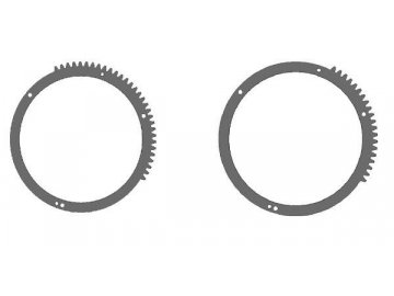 Nauticam Gear ring for O1250-Z to use with MIL Housings except NA-GH5