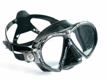 Aqualung Technisub Favola, černý silikon, černá