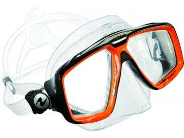 Aqualung Technisub LOOK HD, silikon, oranžová