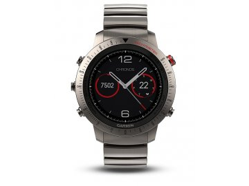 Garmin fenix Chronos Titanium Optic