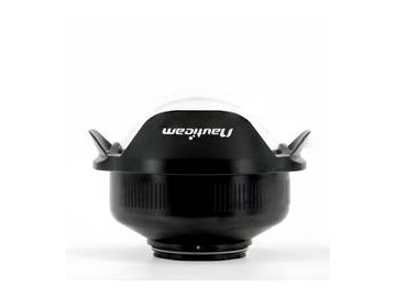 Nauticam Wide Angle Conversion Port - 2 (WACP-2) 140 Deg. FOV with Compatible 14mm Lenes (incl. float collar)