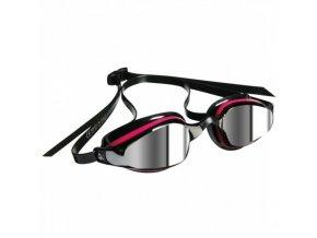 K180 lady zrcadlový zorník růžová černá
