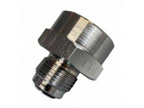 JTLine redukce DIN 200 bar - M26x2 - provedení mosaz