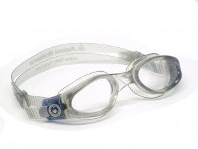 Aqua Sphere plavecké brýle Kaiman čirý zorník kouřová modrá