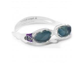Aqua Sphere plavecké brýle Kaiman Lady tmavý zorník transparentní