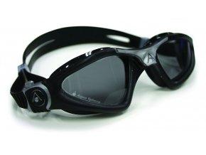Aqua Sphere plavecké brýle Kayenne tmavý zorník stříbrná