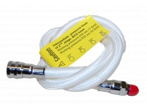 "JTLine hadice LP k automatice, flexibilní, bílá, opletená, 91cm / 36"", obdoba Miflex"