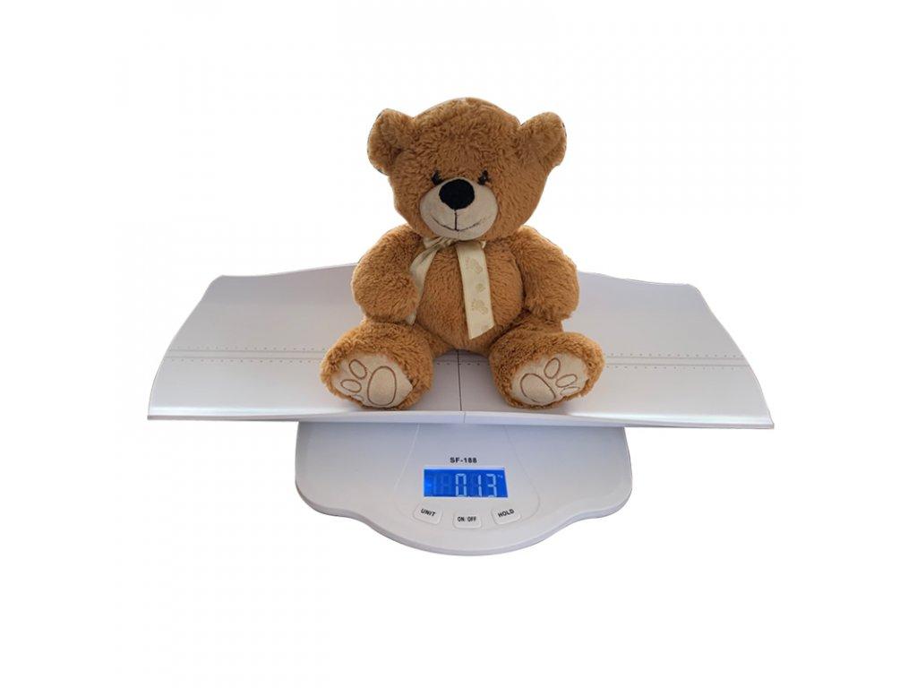 510 digitalna vaha pre mensie zvierata sf do 25kg