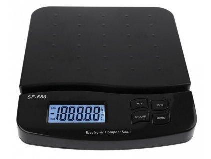 Digitální stolní dopisová váha SF550 do 30 kg/1 g