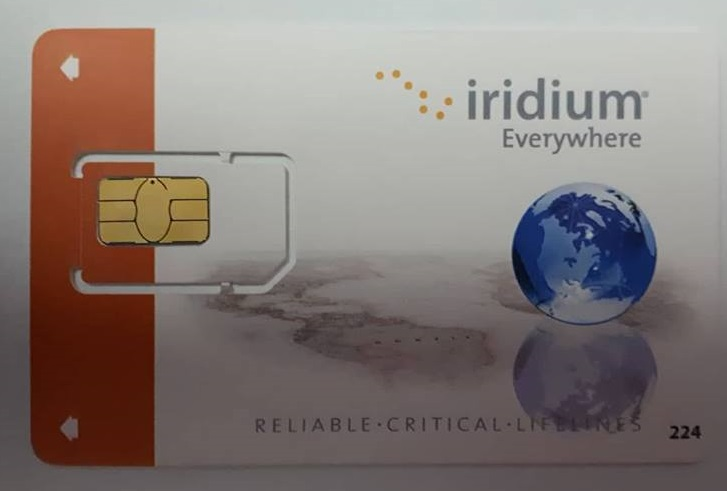 Iridium Postpaid