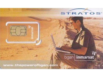 SIM karta BGAN