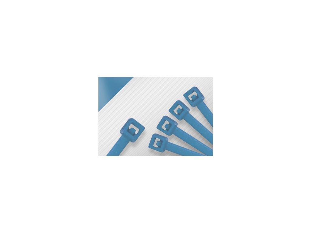 Stahovací páska STANDARD modrá obr. 1