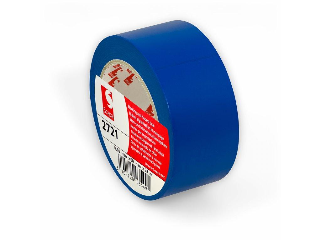 SCAPA vyznacovaci paska modra