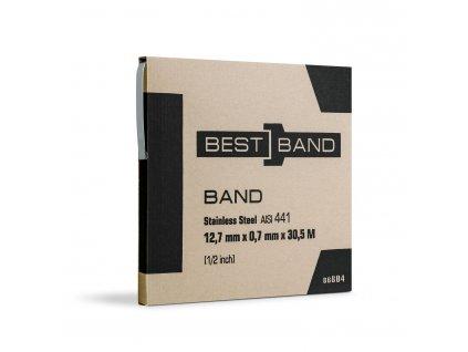 Nerezová vázací páska BEST BAND