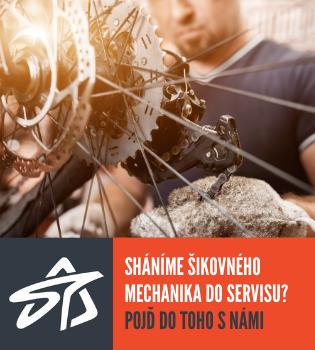 Sháníme šikovného mechanika do servisu