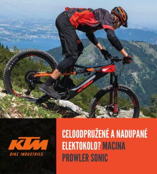 Elektrokolo KTM MACINA PROWLER SONIC 2020 Staněk Sport Turnov