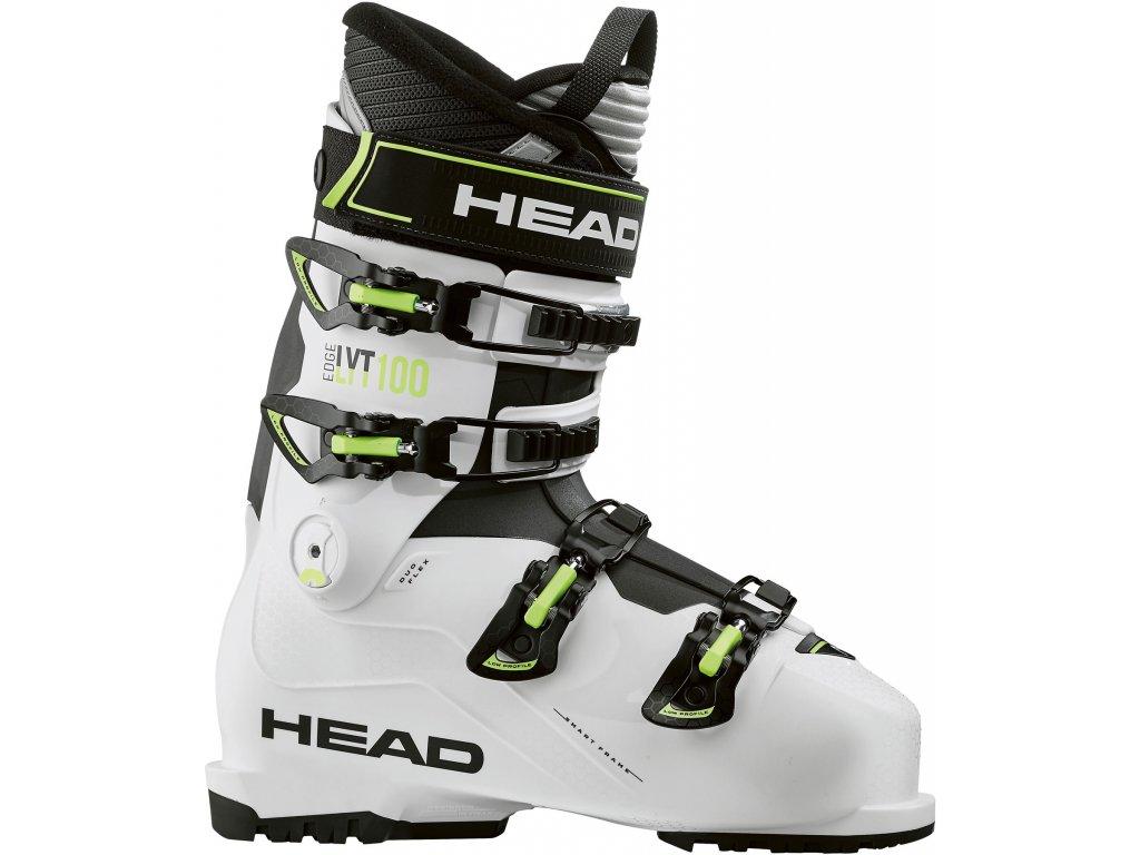 Lyžařské boty Head EDGE LYT 100 MP whiteyellow 609236