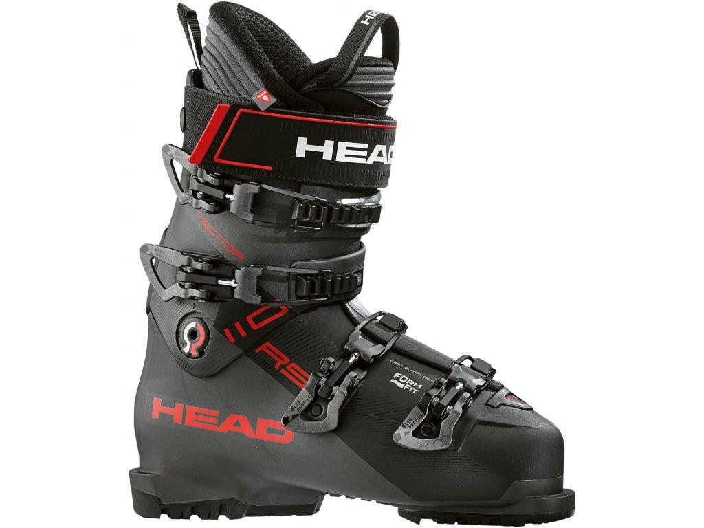 Lyžařské boty Head VECTOR 110 RS 609061 black anthracite red