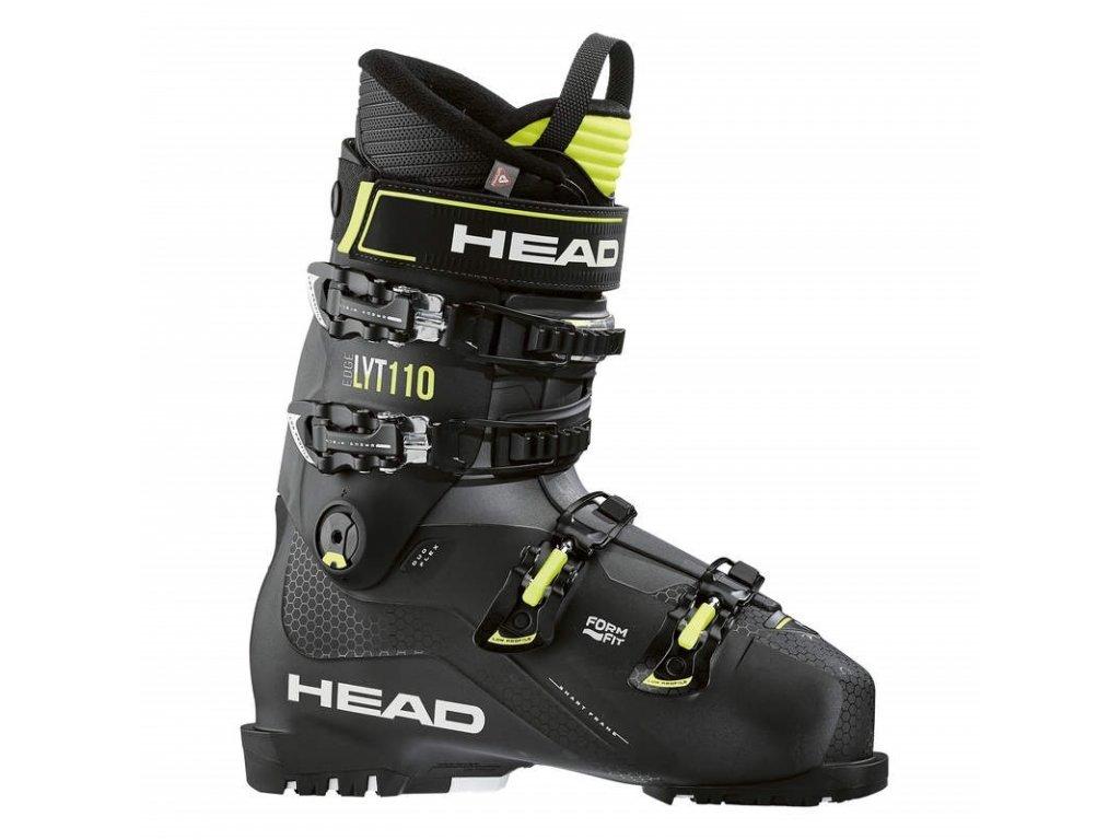 Lyžařské boty Head EDGE LYT 110 blackyellow