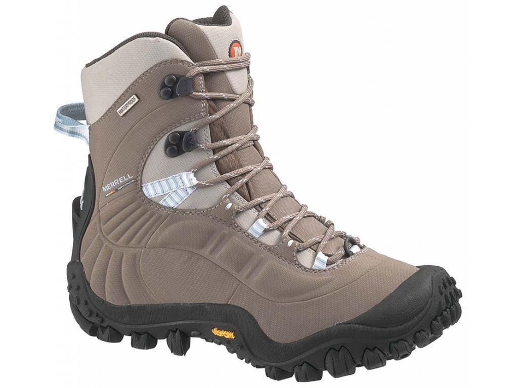 Outdoorové boty Merrell Chameleon Thermo 8 WP Synthetics