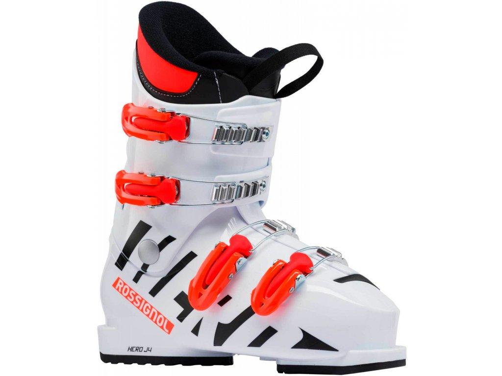 Lyžařské boty Rossignol Hero J4 RBI5050 white