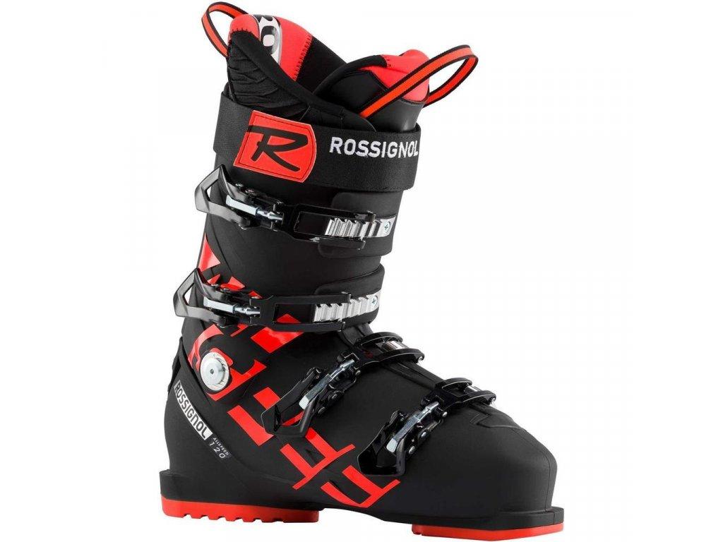 Lyžařské boty Rossignol Allspeed 120 RBI2110 MP