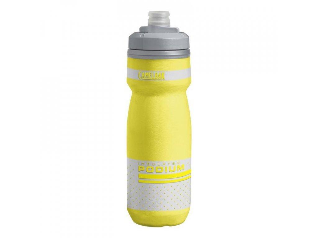 Láhev Camelbak Podium Chill Reflective Yellow 620ml 1874701062