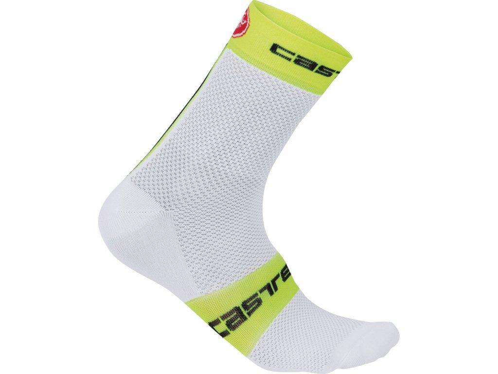 Cyklistické ponožky Castelli Free 9 cm 4513040-132
