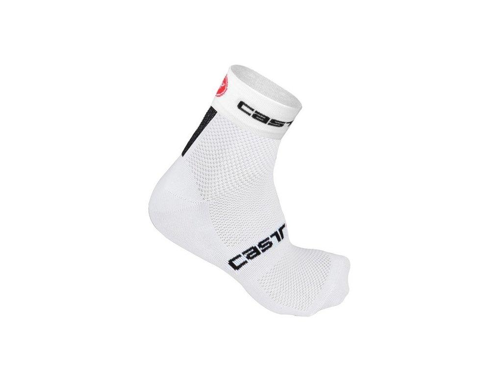 Cyklistické ponožky Castelli Free 6 cm 4514033-001