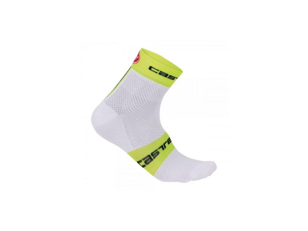 Cyklistické ponožky Castelli Free 6 cm 4514033-132