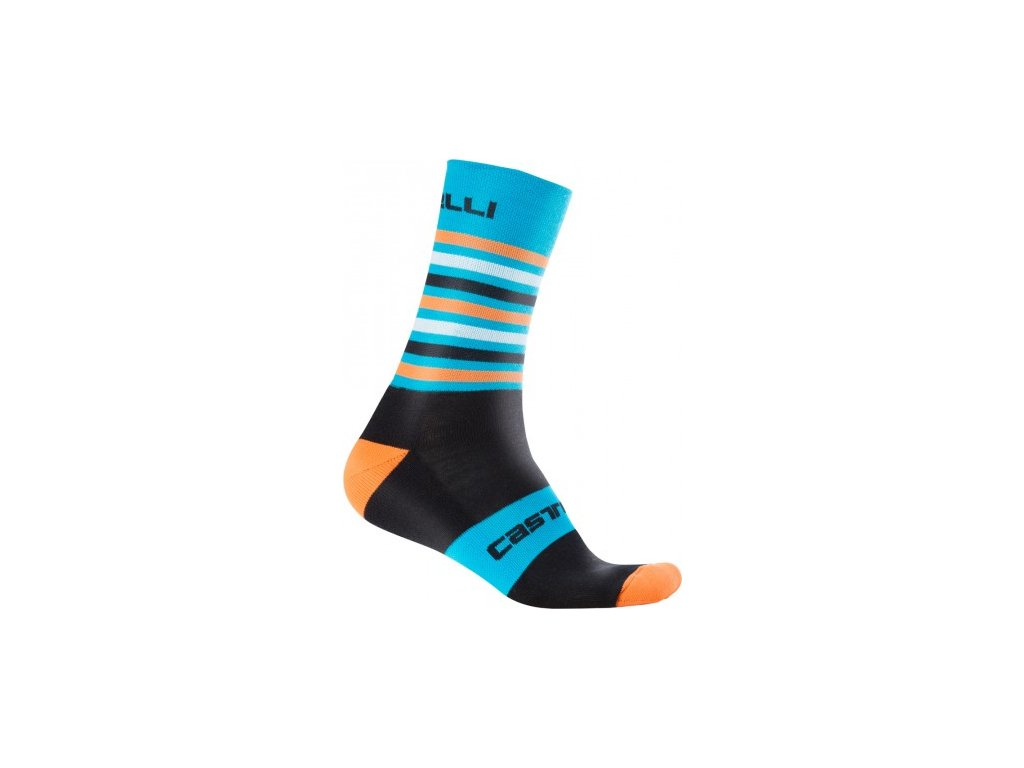 Ponožky Castelli Gregge 15 cm 4517560-361