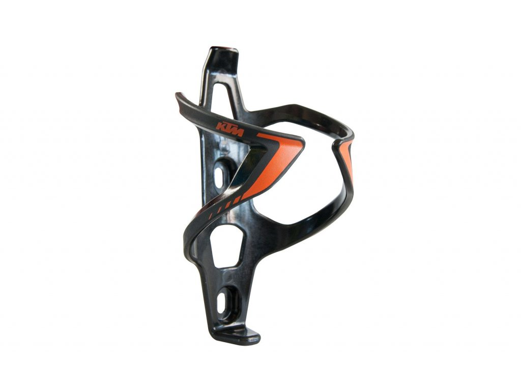 Košík na lahev KTM Wing II Black/Orange 4887402