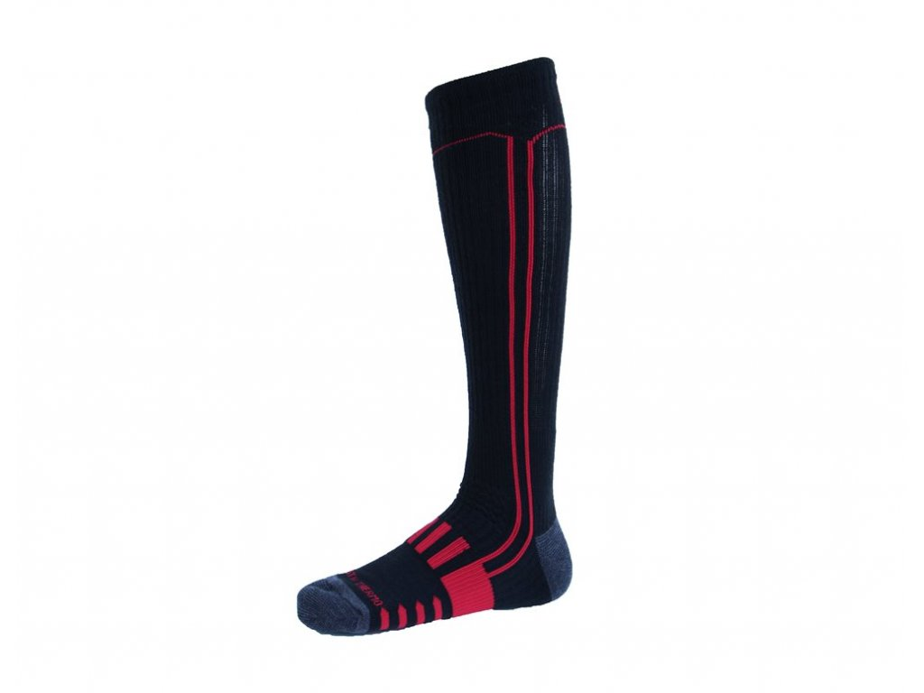 Mizuno BT Mid Ski Socks A2GX6500Z96 1
