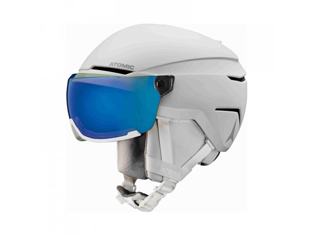 Helma Atomic Savor Visor AN5005714 white
