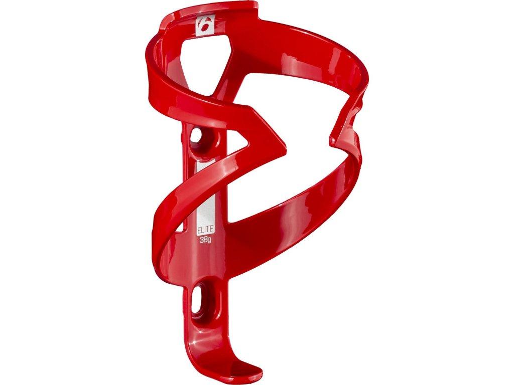 Košík na láhev Bontrager Elite Red 575319