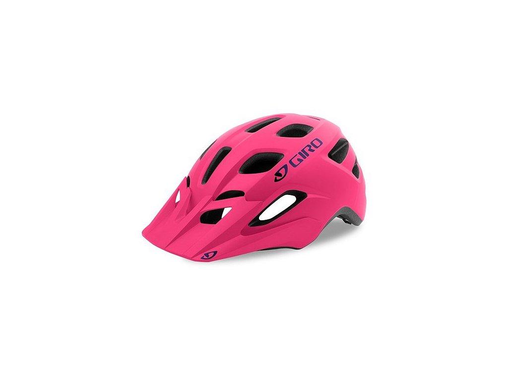 cyklistická přilba giro tremor pink 2