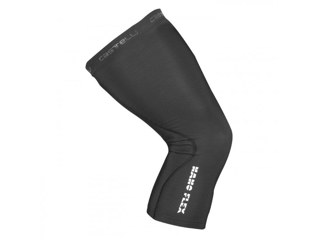 Cyklistické návleky na kolena Castelli Nanoflex 3G