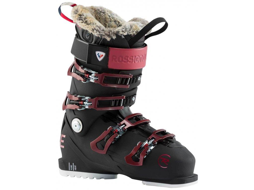 Lyžařské boty Rossignol Pure Heat Black
