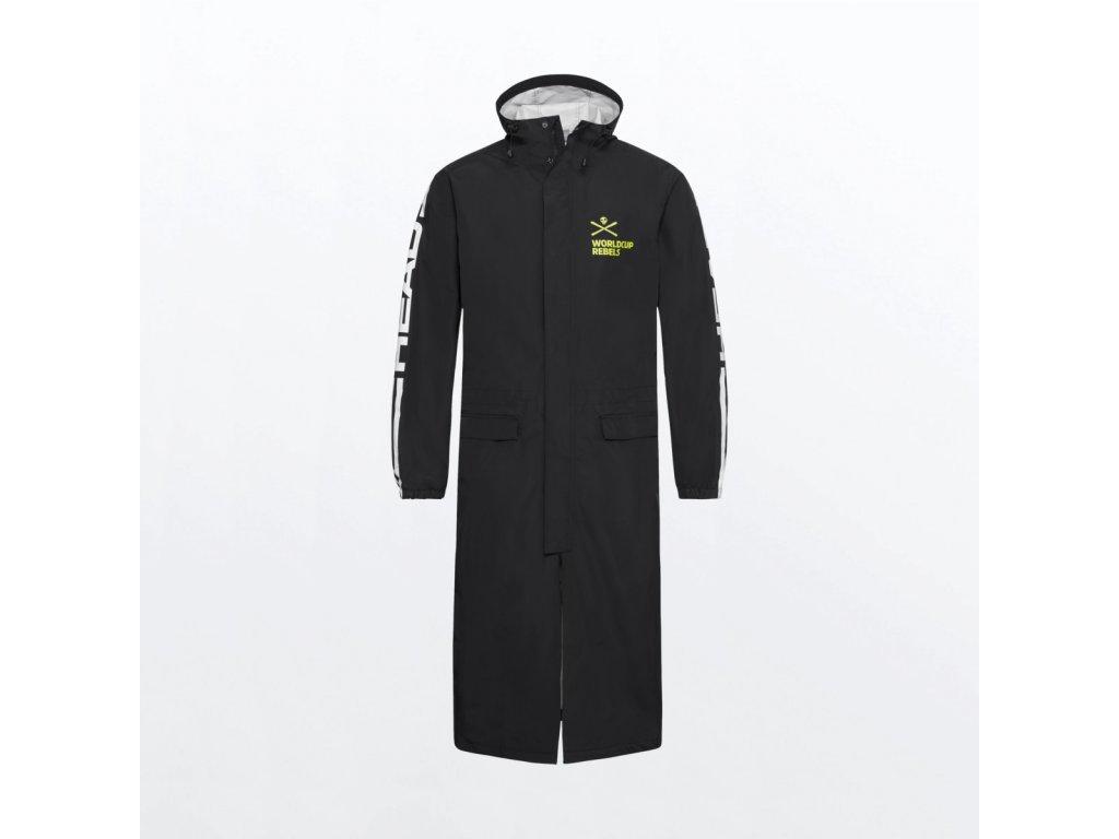 head race rain coat men black 821810 1
