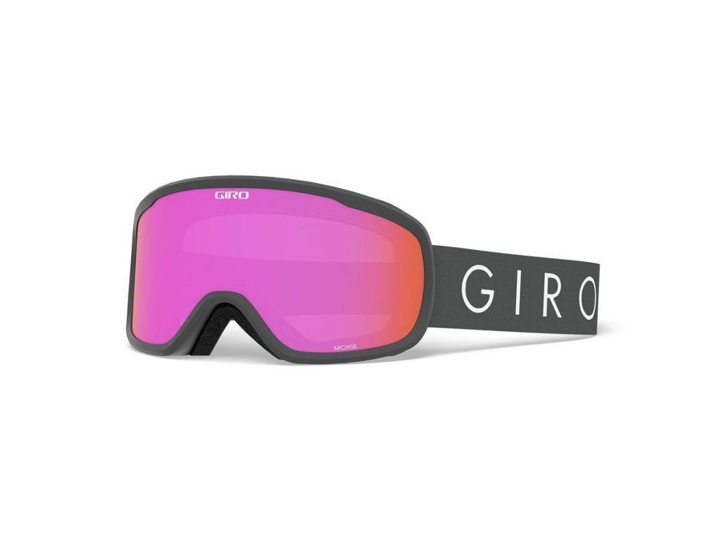 GIRO Moxie Titanium Core Light Amber Pink Yellow 1