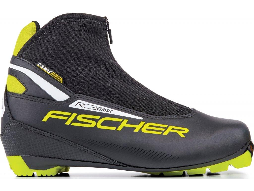 Boty na běžky Fischer RC3 CLASSIC