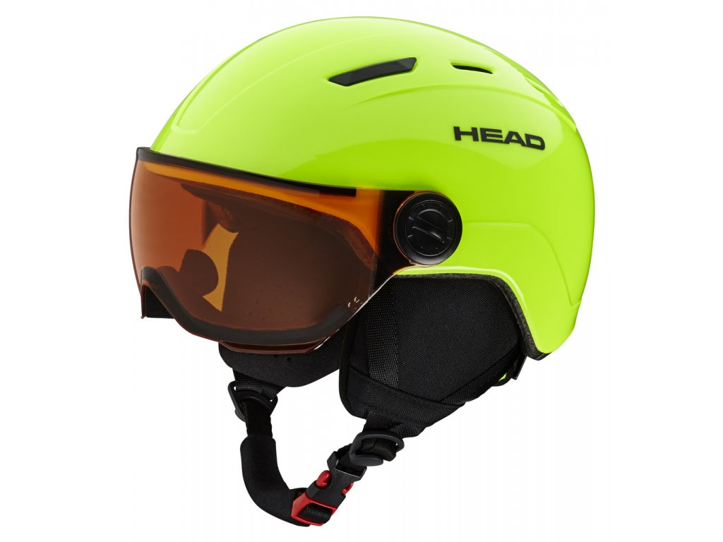 Head MOJO VISOR (lime)