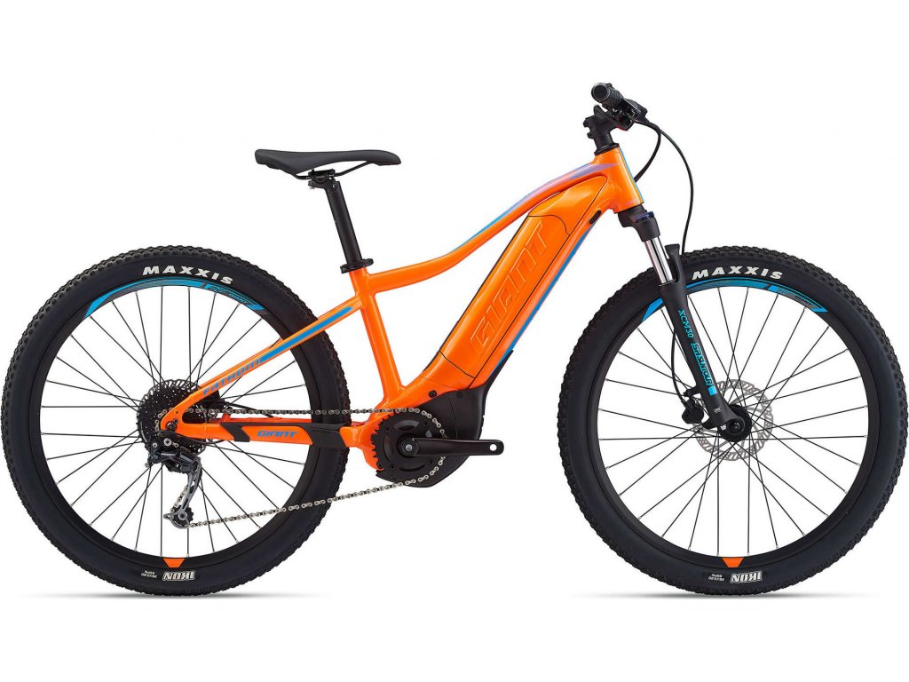 Elektrokolo GIANT FATHOM E+ Junior 2021