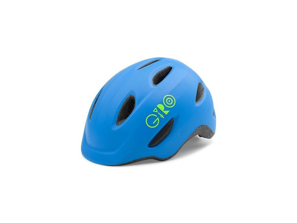 cyklistická přilba giro scamp 2