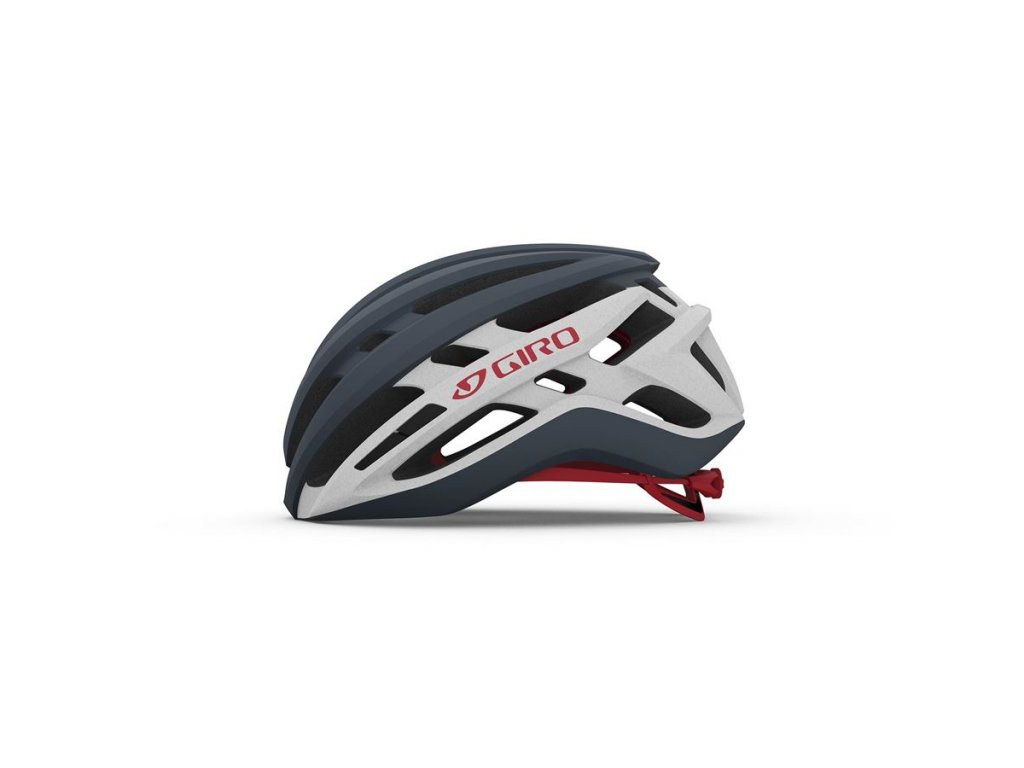 cyklistická helma giro agilis mat portaro grey 1