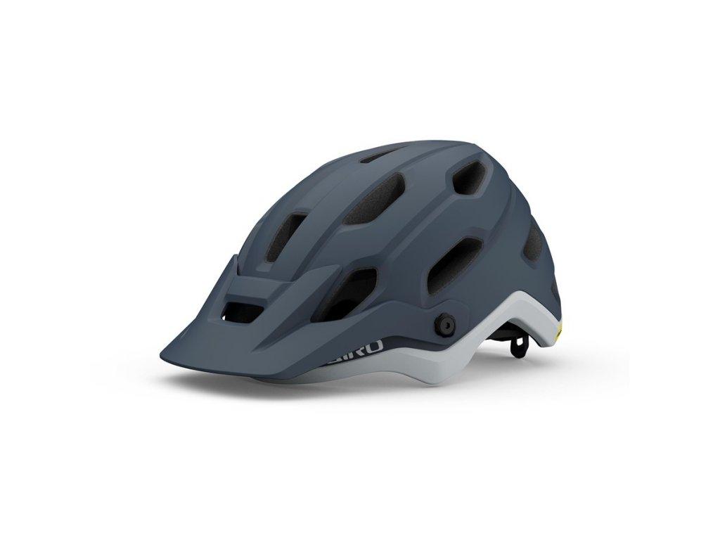 cyklistická přilba GIRO Source MIPS Mat Portaro Grey 2
