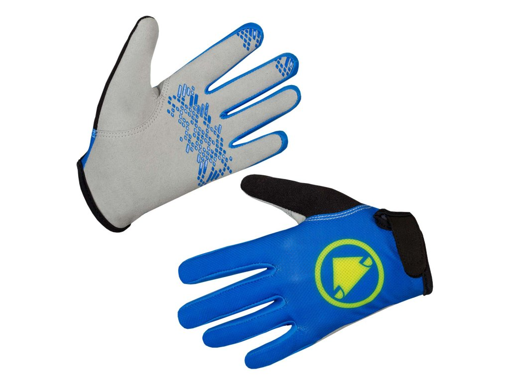 dětské rukavice endura hummvee blue