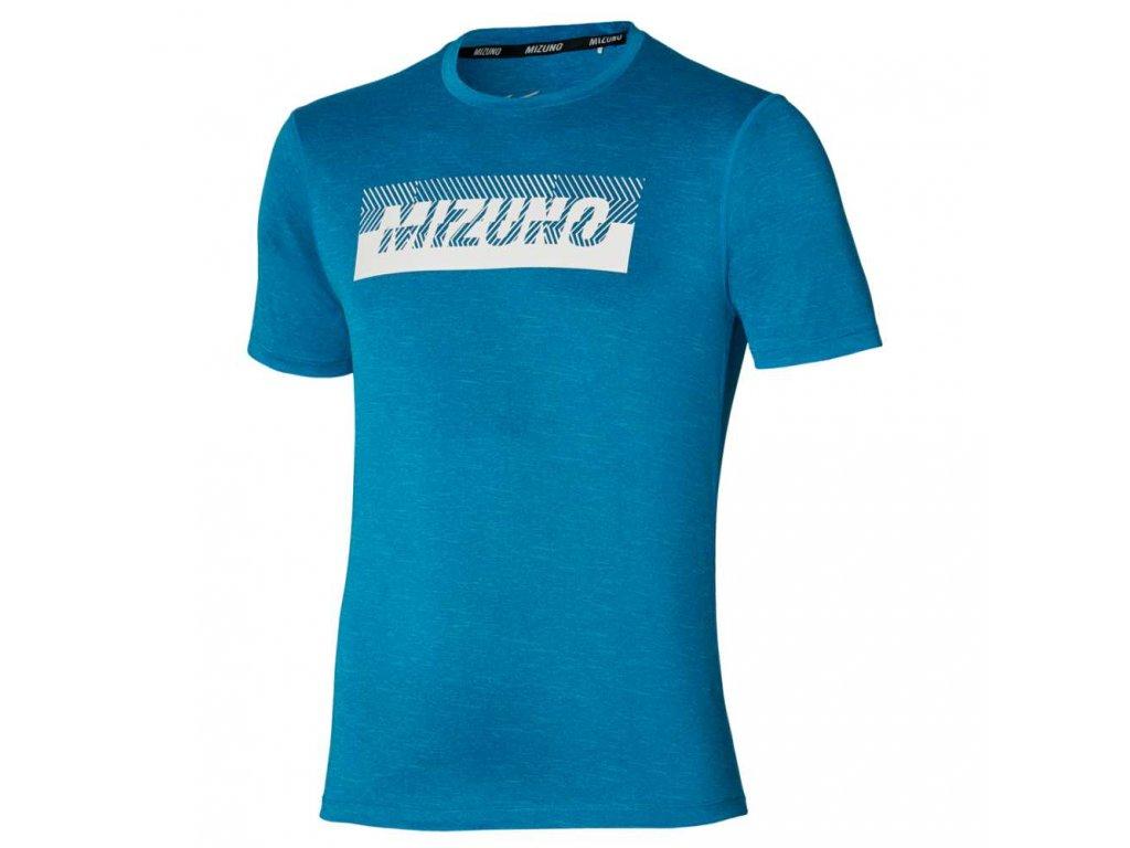 Mizuno Core Mizuno Graphic Tee J2GA113624 1