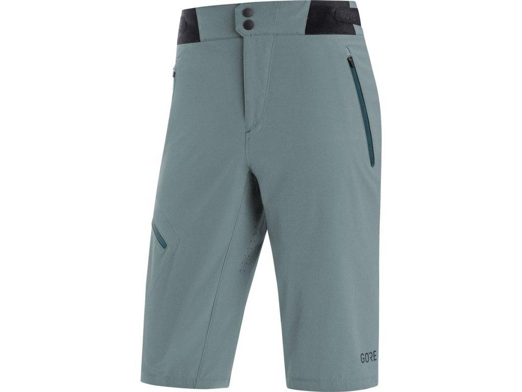 cyklistické kraťasy GORE C5 Shorts nordic