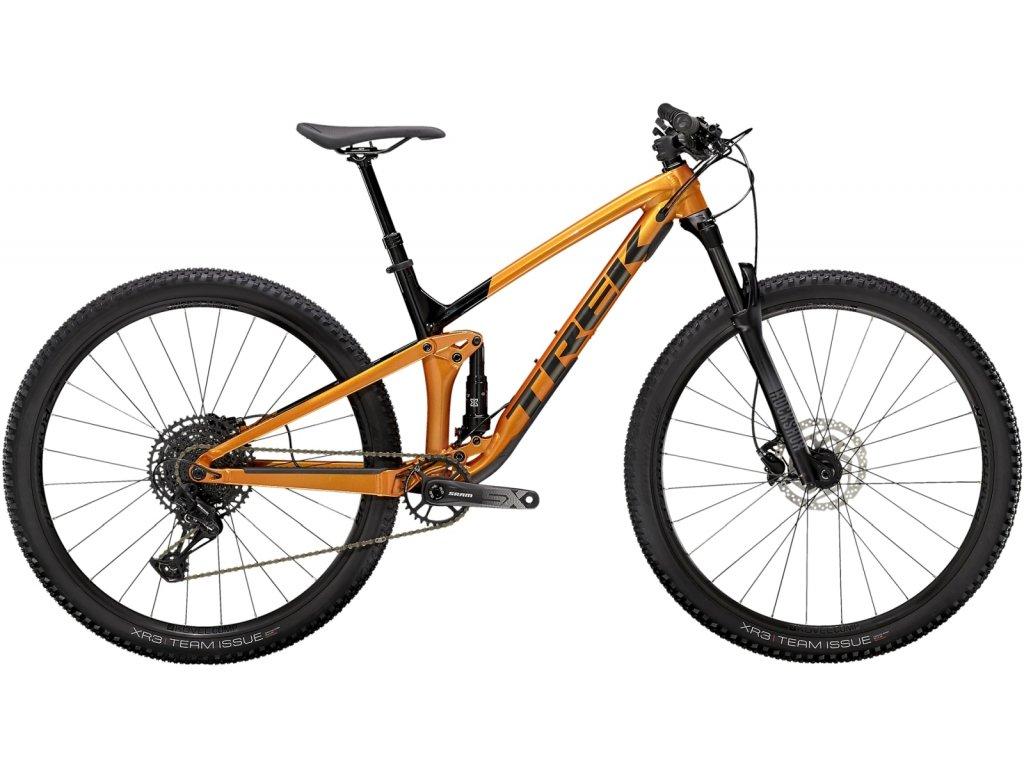 Kolo TREK Top Fuel 7 SX 2021 Factory Orange/Trek Black